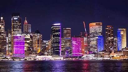 4k Vivid Timelapse Festival Sydney Lapse Mesmerising