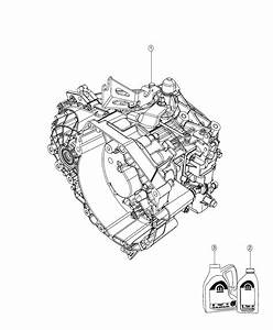 2018 Jeep Renegade Fluid  C Series Transmission  C635
