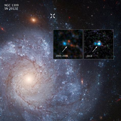 Hubble Finds Supernova Star System Linked To Potential