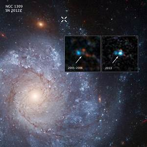 NASA's Hubble Finds Supernova Star System Linked to ...