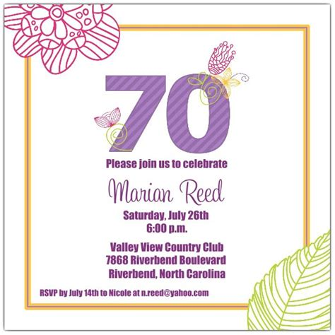 celebrate  floral birthday invitations paperstyle