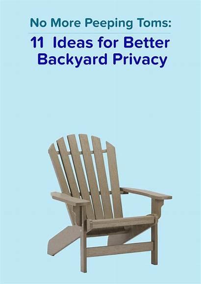 Privacy Backyard Peeping Yahoo