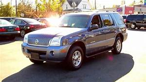 2002 Mercury Mountaineer Premier Awd 4 6l V8 At 7pass