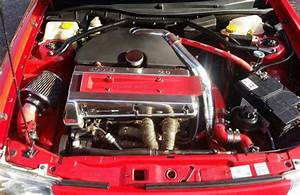 This Guy Put A 322bhp Saab Turbo Engine Into A Vauxhall