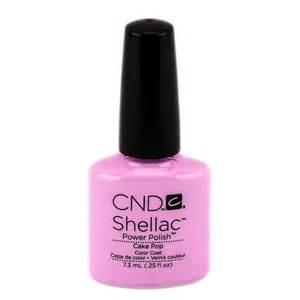 CND Shellac Power Polish Color Coat