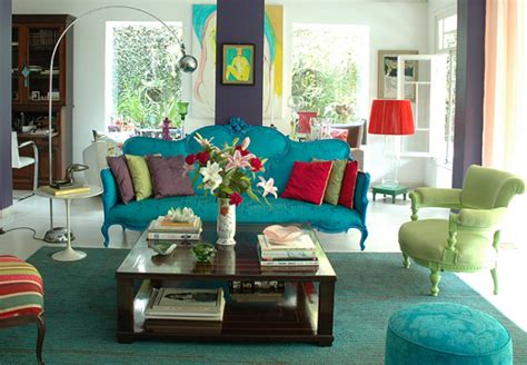 Colorful Rooms by Colorful Living Room Inspirations Adorable Home