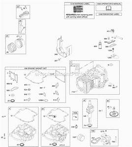 Briggs And Stratton 31c707 Manual