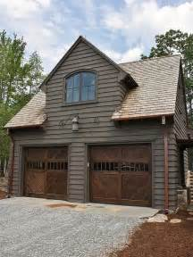 Decorative Barn Style Garage With Apartment Plans by Moss Stain Home Design Ideas Pictures Remodel