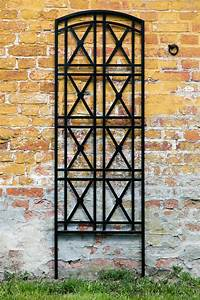 Rankgitter Metall Rost : rankgitter metall stockholm schwarz 60cm ~ Watch28wear.com Haus und Dekorationen