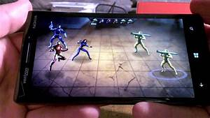 Avengers Alliance First Look for Windows Phone 8(Gameplay ...