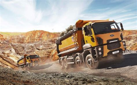 ford launches   heavy duty truck series ford