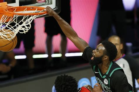 Jaylen Brown dominates Raptors, Celtics take 3-2 lead in ...