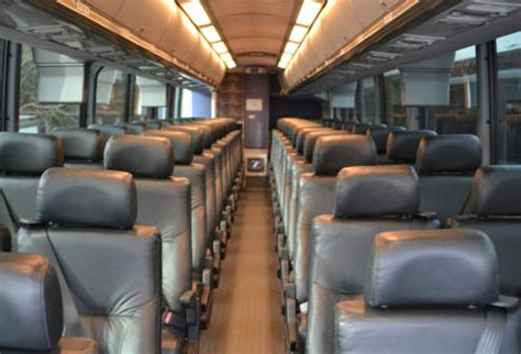 Abbott Charters & Tours Luxury Charter Buses