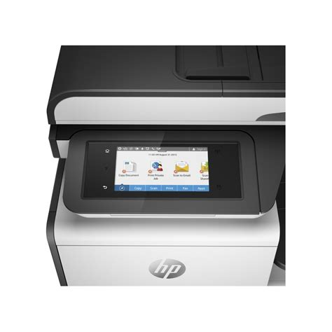 Мфу hp pagewide managed p57750dw. HP PageWide Pro 477dw printer