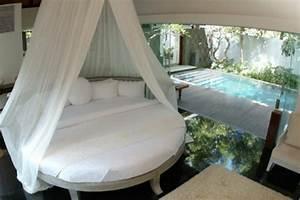 Vorhang Für Bett : 48 originelle vorschl ge f r coole betten ~ Sanjose-hotels-ca.com Haus und Dekorationen