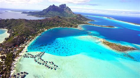 Bora Bora One Of The Most Beautiful Travel Destination In