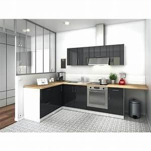 Cuisine Complète Pas Cher : cuisine quip e en angle delphine ertzscheid ~ Melissatoandfro.com Idées de Décoration