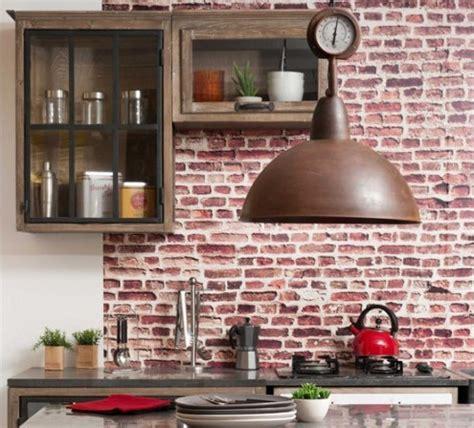 cuisine type bistrot charmant deco cuisine bois clair 2 cuisine bistrot 23