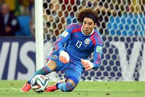 Armour: Mexico has a real keeper in Guillermo Ochoa   USA ...