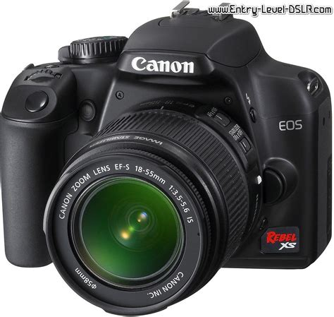 Canon Rebel Xs Camera Review  Entry Level Dslr Camera Reviews