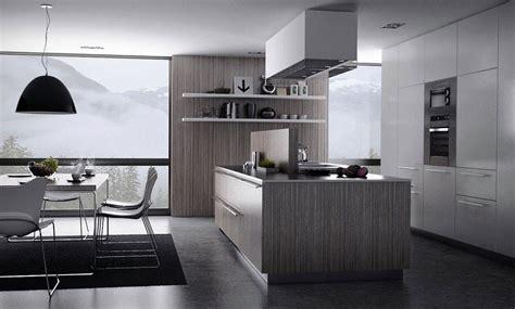 modern grey kitchen design