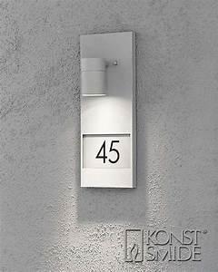 Hausnummer Mit Beleuchtung : die besten 25 hausnummer beleuchtet ideen auf pinterest adressnummern briefkasten vintage ~ Eleganceandgraceweddings.com Haus und Dekorationen