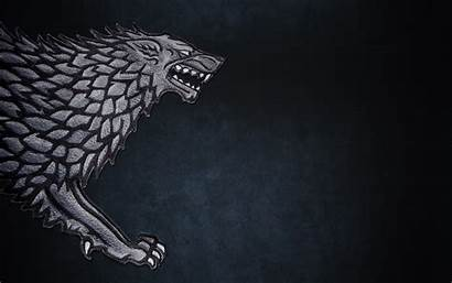 Thrones Wolf Iron Wallpapers Games Wolves Stark