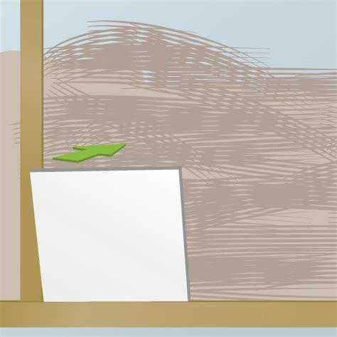calepinage pour le carrelage mural carrelage