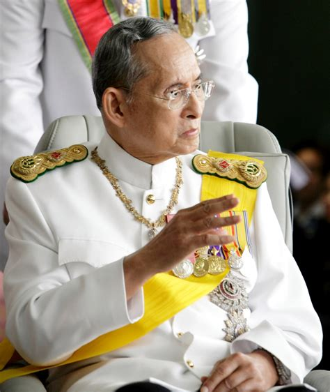 Thailand: King Bhumibol Adulyadej's health is not stable
