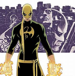 Fast Facts About Iron Fist - The GCE