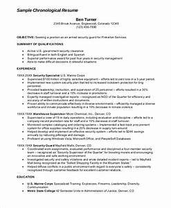 security guard resume 5 free sample example format With free sample resume for security guard