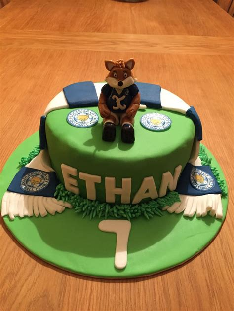 leicester city football club cake  cakes city