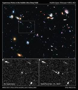 NASA - Hubble Breaks New Ground with Discovery of Distant ...