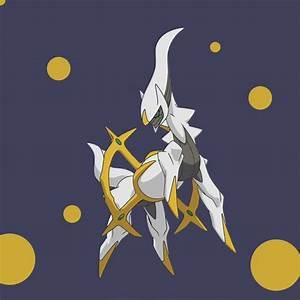 arceus creator pokemon photo