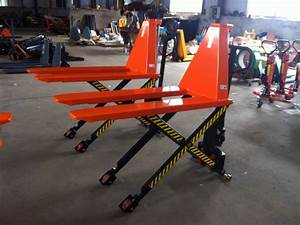Factory Price 1 Ton High Lift Hand Pallet Truck Manual