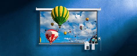 Best Motorized Projector Screens in 2020 Budget Screens