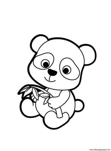 Kleurplaat Baby Panda by Peuters Kleurplaat Zoeken Kleurplaten