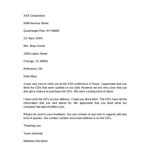 business letter template   documents