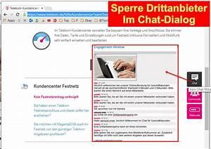Telekom Rechnung Online Anschauen : drittanbietersperre bei telekom t mobile einrichten codedocu de sonstiges ~ Themetempest.com Abrechnung