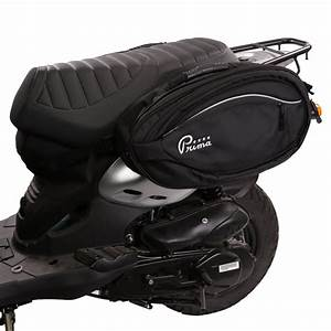 Prima Traveler Saddle Bag  Universal Scooterworks Usa