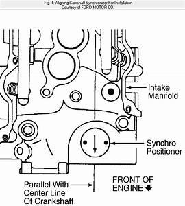 1998 Ford Explorer 5 0 Cam Sensor Adjustment