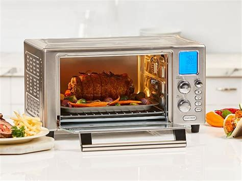 fryer air oven emeril airfryer power toaster convection lagasse cooking replaces crisper tray countertop frying dehydrator recipes xl