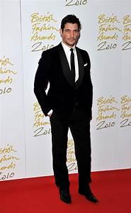 David Gandy Men's Suit - David Gandy Looks - StyleBistro