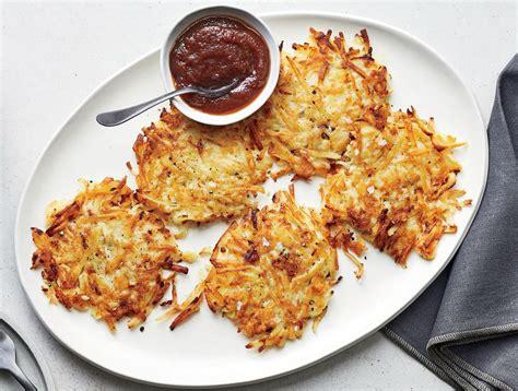 Kartupeļu pankūkas - Recepte
