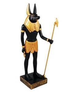 Anubis Egyptian God of Death Statue