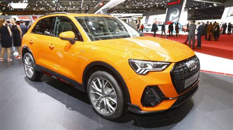 2019 Audi Q3 Brings A Splash Of Color To Paris Motor Show