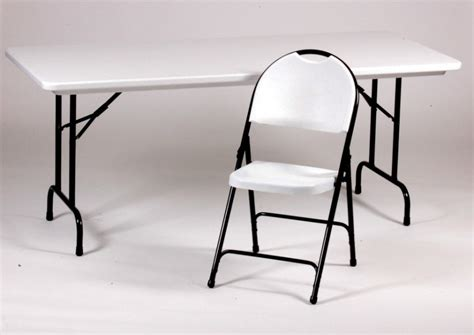 best table and chairs 4 quick tips for buying the right folding table for your
