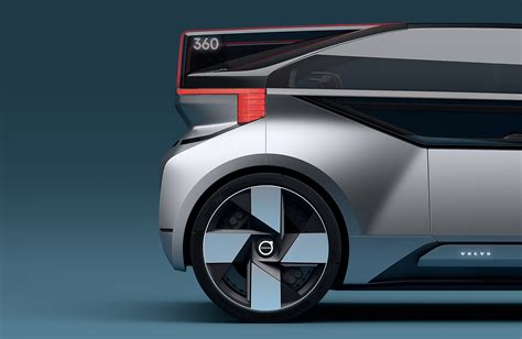 volvos  concept car   fully autonomous bedroom