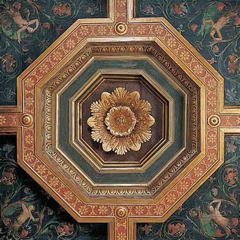 Soffitto A Cassettoni by Soffitto A Cassettoni Musei Capitolini