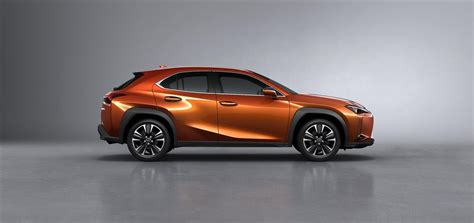 lexus ux crossover news information